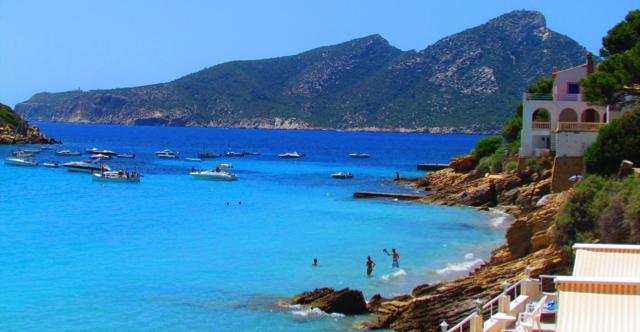 Isla Dragonera y Sant Elm